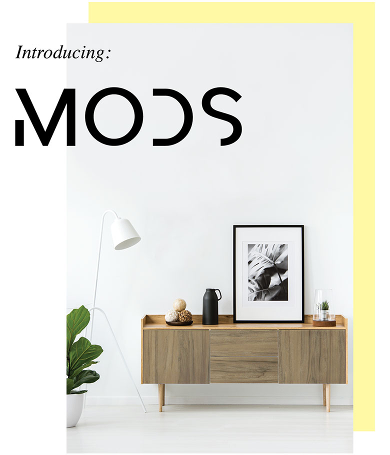 MODS Modern Surface by Melatone