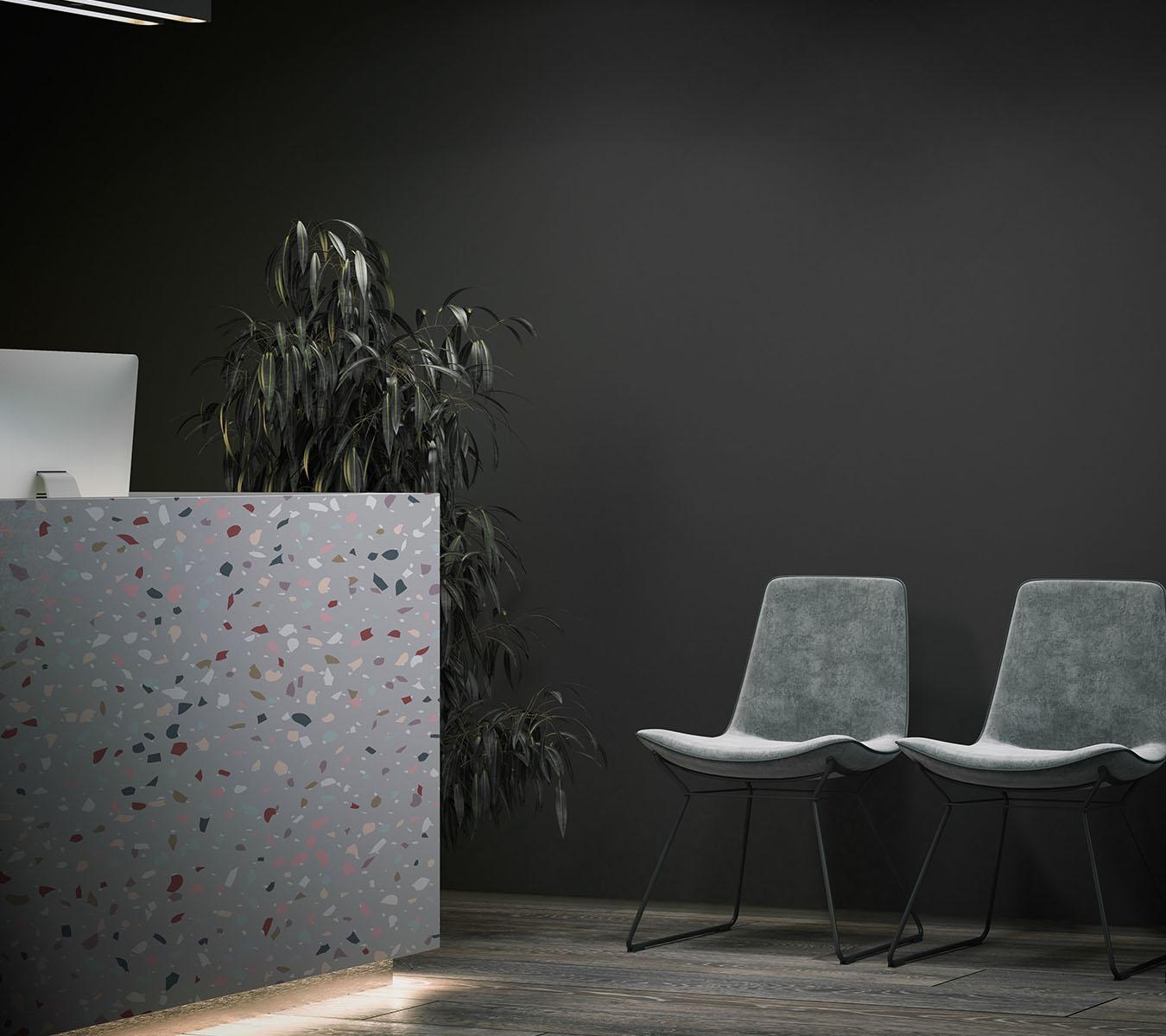 Terrazzo Counter, MODS by Melatone