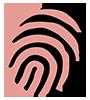 Clean Touch Anti-Fingerprint Icon